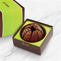 Gourmet Shareable® Caramel Apple – Fall Colors