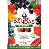 Assorted Gummy Panda Bears Bag