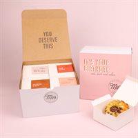 Its Your Birthday Mixed Bundt Cake Box