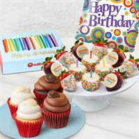 Cupcake Birthday Box Bundle