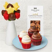 Gourmet Cupcake Gift Bundle