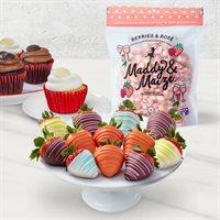 Happy Easter Cupcakes & Treats Bundle