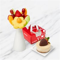 Edible Bakeshop Bouquet Bundle