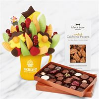 Fruit & Nuts Chocolate Daisy