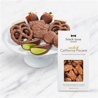 Spiced Nuts & Chocolate-Dipped Treats