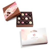 Indulgent Valentines Day Chocolate Gift