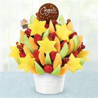 Star of David Celebration(TM) with Congratulations Chocolate Pop