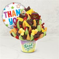 Hard Work Deserves Fresh Fruit - Thank You Container