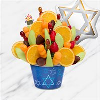 Star of David Delight Dipped Strawberries Bundle