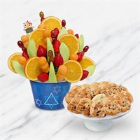 Star of David Delight & Cookie Bundle