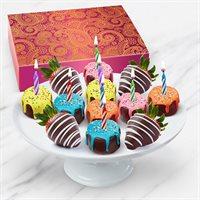 Rainbow Birthday Berries