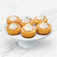 Pumpkin Cheesecake Box
