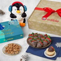 Bright Holiday Wishes Gift  Box