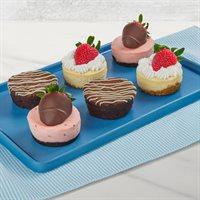Cheesecake and Brownie Indulgence Box