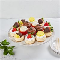 Cheesecake & Cupcake Celebration Platter