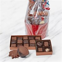 Chocolate Cheer Gift Basket