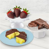 Chocolate Dipped Snack Box
