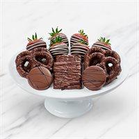 Chocolate Dipped Treats Box