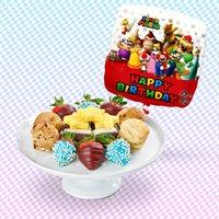 Cookie  Fruit PowerUp Birthday Bundle