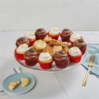 Cupcakes & Cookies Platter