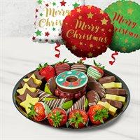 Deck the Halls Fruits & Chocolate