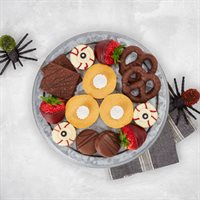 Frightful Halloween Flavor Platter