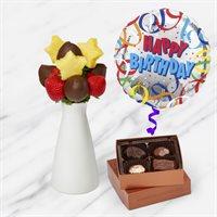 Happy Birthday Chocolate Bundle