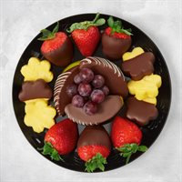 Mini Chocolate Dipped Indulgence Platter