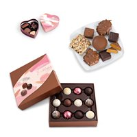 Wow Your Valentine Truffles and Chocolates