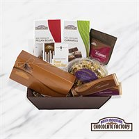 Rocky Mountain Chocolate Factory Scrumptious Snacks Gift Basket