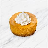 Bakeshop Pumpkin Cheesecake