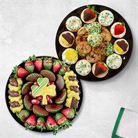 St Patricks Day Celebration Platters