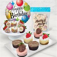 Strawberry Birthday Indulgence Bundle