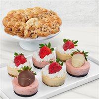 Strawberry Sweets Indulgence Bundle