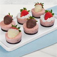 Strawberry Cheesecake Indulgence