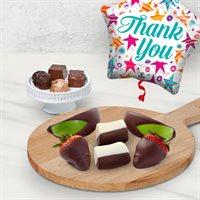 Thank You Chocolate Gift Bundle