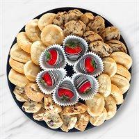 Cookies & Swizzle Berries Platter