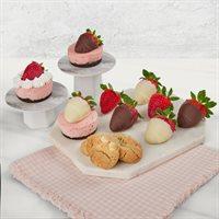 Ultimate Strawberry Cheesecake Box