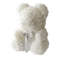 White Rose Bear