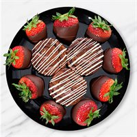 The Cheerful Chocolatier Platter