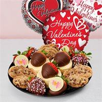 Valentines Day Brownie Gift