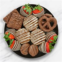 Winter Bulk Treats Platter