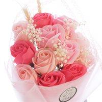 A Dozen Roses Mini Bouquet
