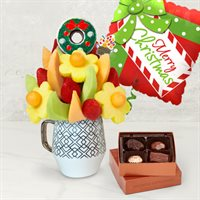 Merry Christmas Mug and Chocolates