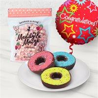 Congrats Dessert Duo Gift