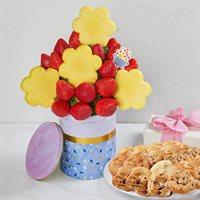 Bouquet & Cookies Bundle