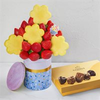 Handcrafted Fruit  Chocolate Bouquet