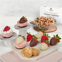 Strawberry Cheesecake Snack Bundle