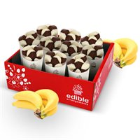 Banana Dipped Fruit™ Cone Snack Pack