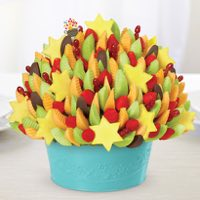 Star of David Party® Dipped Apples